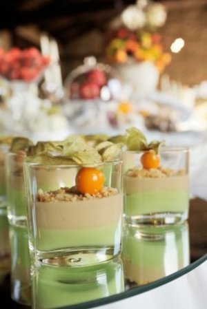 Pistachio Pudding