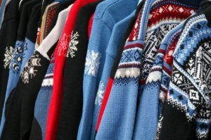 old sweaters