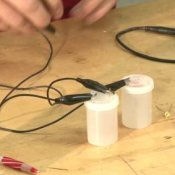 How to Make a Battery Out of a Film Canister