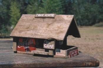 Scrap Wood Birdhouses Thriftyfun