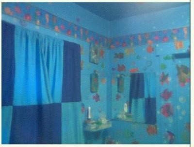 Fish Theme Bathroom Thriftyfun