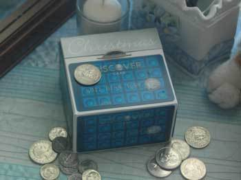 Credit Card Piggy Bank