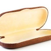 Reusing An Eyeglasses Case, Empty Eyeglass Case
