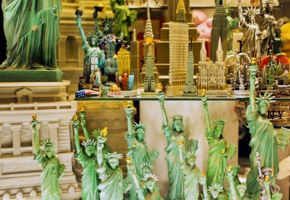 Souvenir Shop in New York
