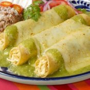 Chicken Enchilada Recipes