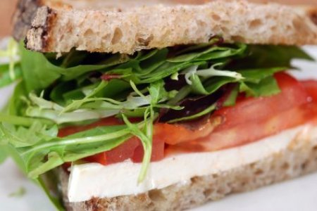 Vegetarian Sandwich Recipes