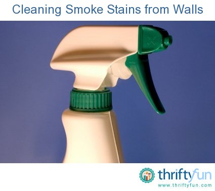 Cleaning Smoke Off Walls Thriftyfun