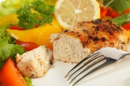 Pepper Lemon Chicken