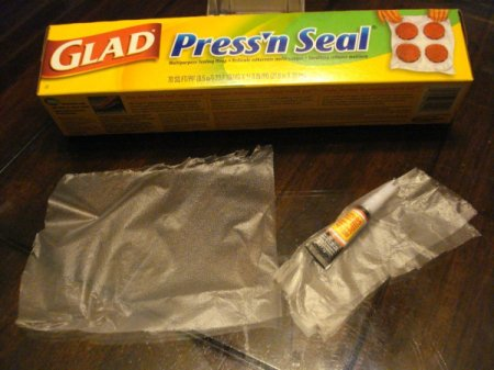 Glue in Press and Seal