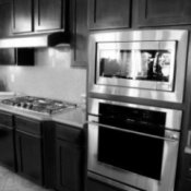 Convection Oven in New Kitchen