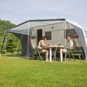 Camping With Travel Trailer