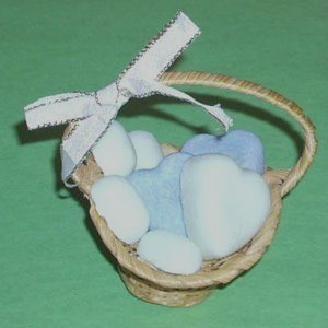 Bath Bombs in Basket