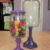 Pickle Jar Candy Jars
