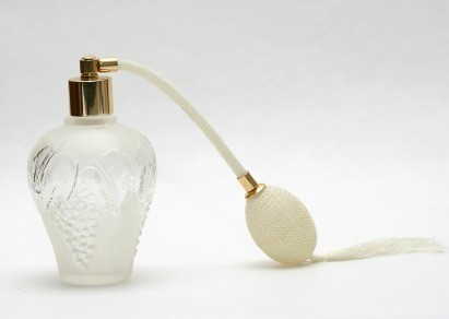 Old Perfume Bottle