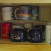 Shelves for Dishes 1