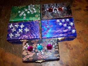 Jeweled Gift Boxes 2