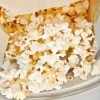 Removing Burnt Popcorn Smell and Stains from a Microwave