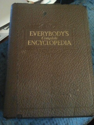 Everybody's Complete Encyclopedia