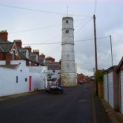 Back-lane Lighthouse