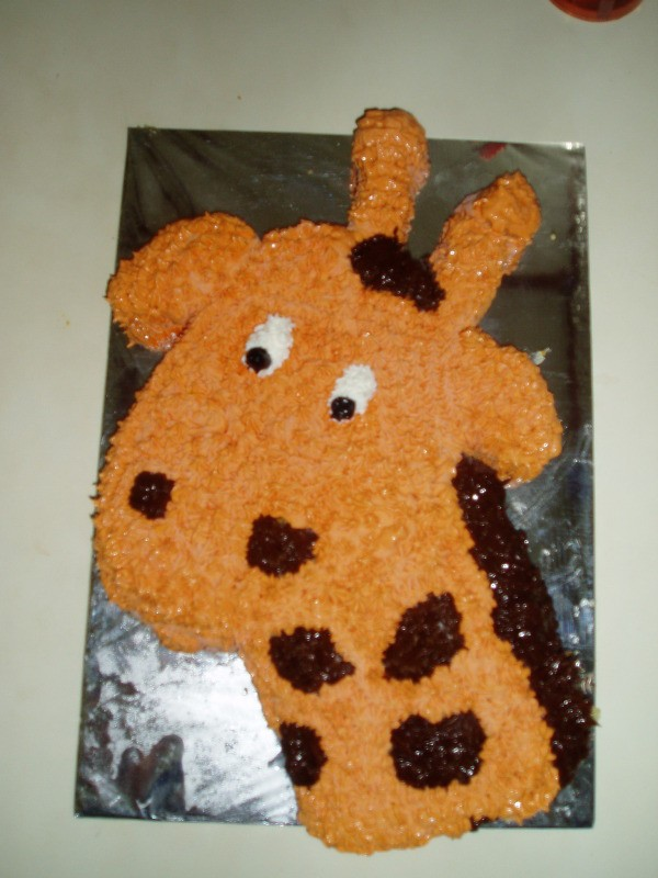 Making Character Cakes Thriftyfun