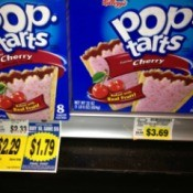 Photo of two boxes of Pop Tarts.
