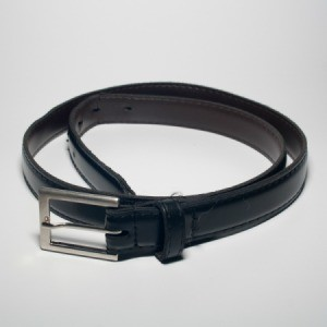 Belt on White Background