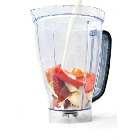 Making a Smoothie in a Blender