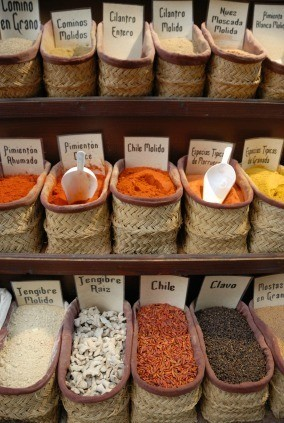 Saving Money on Spices