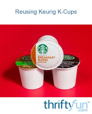Personally, I like the reusable K cups more than the store bought pods, because a filled K cup with a relatively fine grind makes a much stronger tasting cup of coffee than the default K cups. However, if you can't make it work, the other option is to get a french press. You can just microwave the hot water and go .