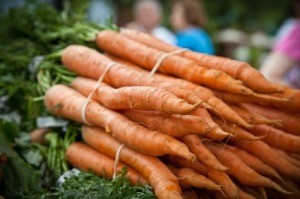 Freezing Carrots
