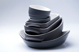 Bakeware on White Background