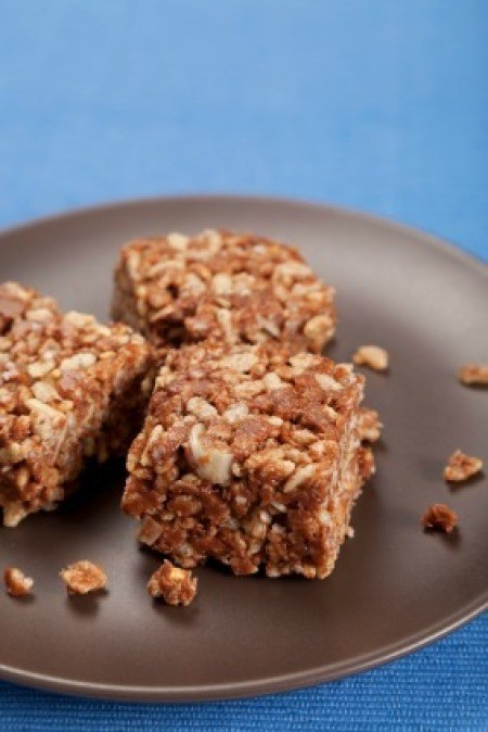 Rice Krispie Cereal Bar