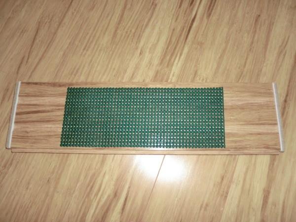Non-Slip Liner Under Board - Keeping Furniture From Sliding On Hardwood Floors ThriftyFun