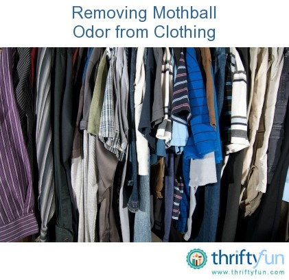how to get rid of odor in clothes