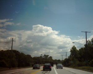 Fluffy Clouds (Strongsville, OH)