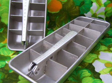 Metal Ice Tray