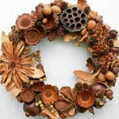 Craft Ideas Using Natural Materials