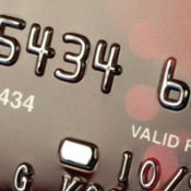 Credit Card Close-up