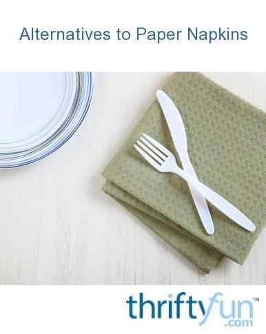 fancy paper napkins