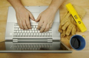 Handyman Finding Appliance Manuals Online