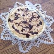 Easy Butterscotch Surprise Pie