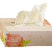 Uses for Empty Tissue Boxes