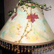 Decorating Lamp
