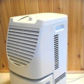 Large White Dehumidifier