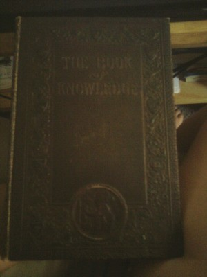 OF KNOWLEDGE BOOK