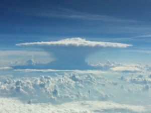 Clouds At 36,000 Feet