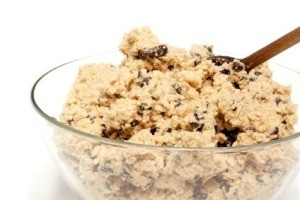 Freezing Cookie Dough