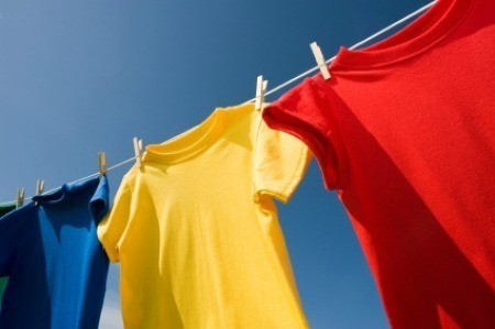 Washing Clothes While Camping