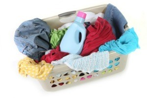 Removing Mildew Smell from Clothes