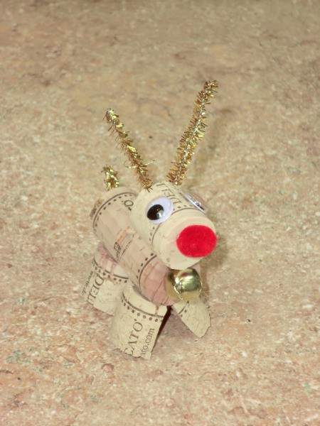 finished reindeer 2